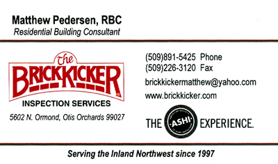 The BrickKicker