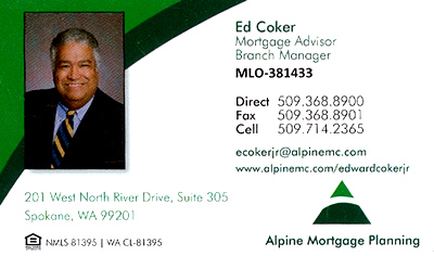 Alpine Mortgage Planing